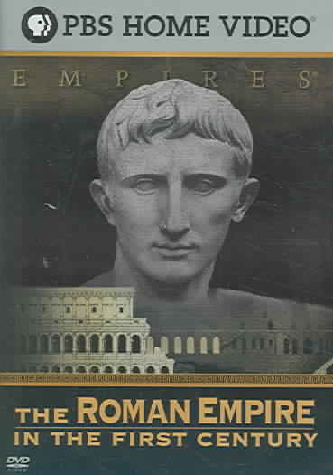 ROMAN EMPIRE IN THE FIRST CENTURY BY WEAVER,SIGOURNEY (DVD)